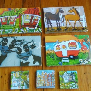 Place-mats and Coasters